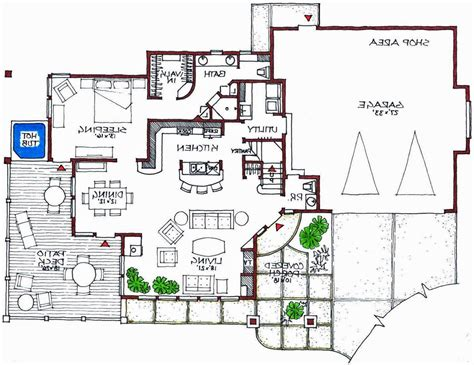 emejing home shop layout and design contemporary amazing contemporary home floor plans simple home design