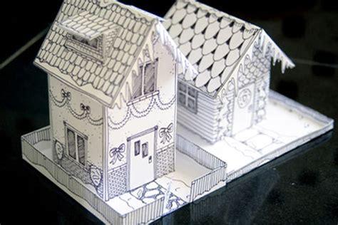 Paper Folding House - 10 manualidades de navidad para ni 241 os pequeocio