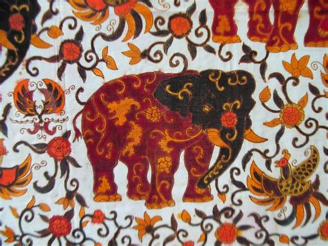 design batik flora fauna ragam hias fauna pengertian jenis contoh cara