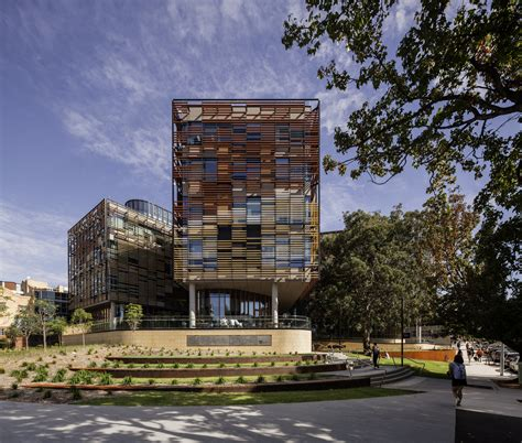 Uw Point Mba by Of Sydney Business School Projects Woods Bagot
