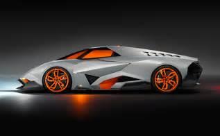 The Lamborghini 2014 2014 Lamborghini Egoista Concept Machinespider