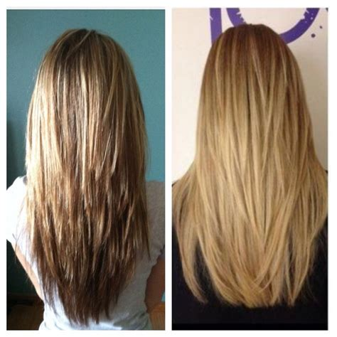haircut shape 25 best ideas about long straight layers on pinterest
