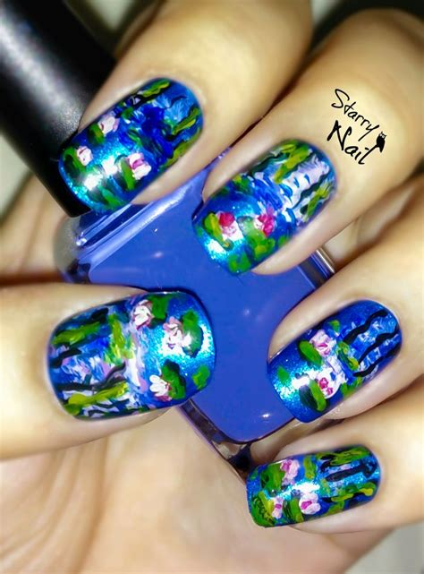 Artwork Nails by 15 Best Paintings Artwork Nail Images On