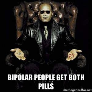 Bi Polar Meme - bipolar memes blahpolar