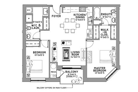 the lakeshore floor plan walkers creek condos luxury st catharines condominium