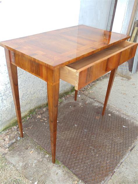 kirschbaum möbel antik biedermeier tisch swalif