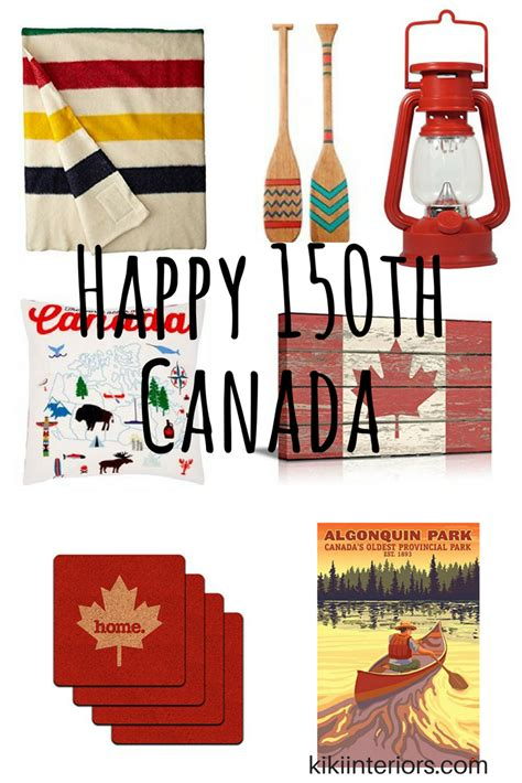happy 150th canada home decor interiorsbykiki