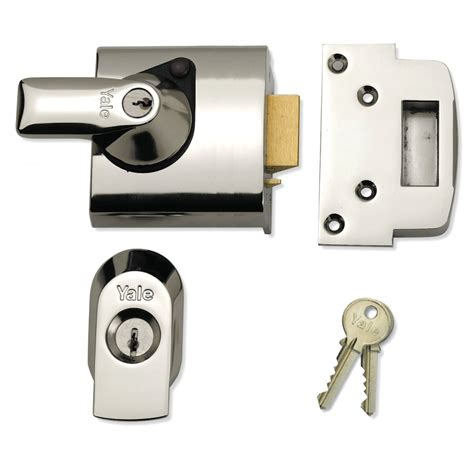 Yale Door Lock by Yale Front Door Lock Pbs1 High Security Nightlatch