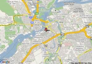 map of sheraton ottawa hotel ottawa