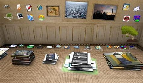 wallpaper scrivania bumptop software or useful desktop replacement the