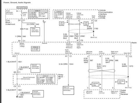 2008 chevy silverado wiring diagram 2008 silverado stereo wiring diagram 36 wiring diagram
