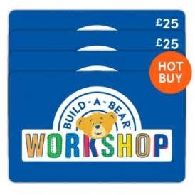 Build A Bear Gift Card Costco - 4 x build a bear 163 25 gift cards for just 163 79 99 costco