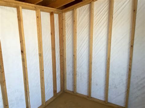 Wall Insulation For Sheds by Syonyk S Project Solar Shed Part 4 Wall Insulation