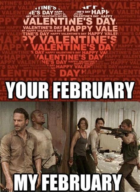 Walking Dead Valentine Meme - the walking dead funny valentines day pictures dump a day