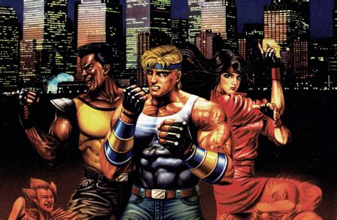 Rage Free 2017 Now You Can Play Streets Of Rage On Android For Free