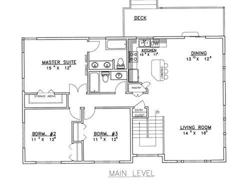 multi level house floor plans multi level house floor plans 28 images multi level