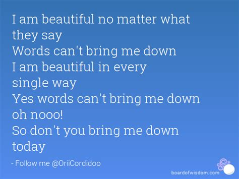 no matter what they beautiful no matter what quotes quotesgram