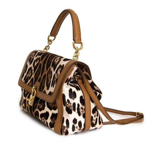 Dolce And Gabbana Leopard Print Mini Handbag by Dolce And Gabbana Leopard Print Bag At 1stdibs