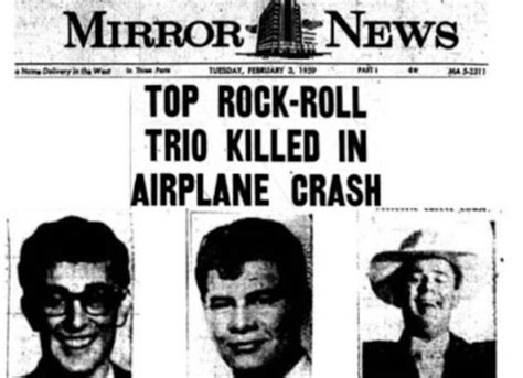 how 2016 became the year the music died the day the music died buddy holly ritchie valens big