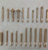 Image result for CNC Router Engraving Bits for Stone Granite,marble CNC Diamond Router Bits CNC Spare Tools