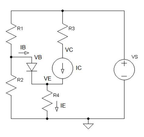 transistor lifier dc analysis bjt transistor dc analysis 28 images ppt bipolar junction transistor circuit analysis