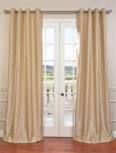 search almond dupioni silk curtain images