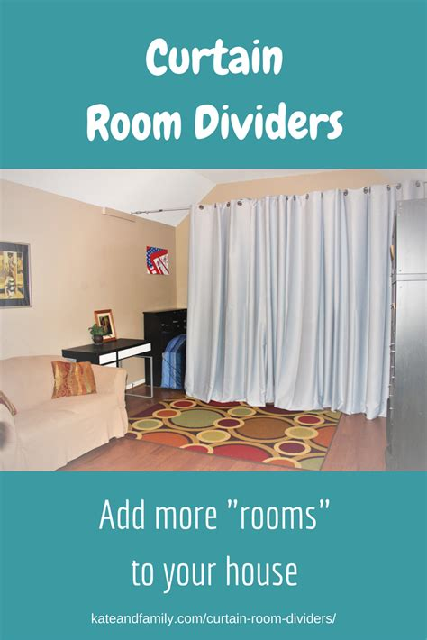 add additional room to your house curtain room dividers ideas for adding more quot rooms quot to your house 187 kate and family