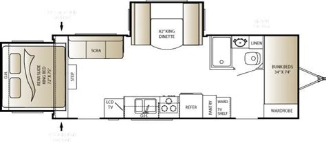 outback rv floor plans 2011 keystone outback 250rs travel trailer owatonna mn