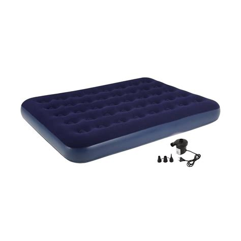 colchon inflable colch 243 n inflable ozark trail matrimonial con bomba y