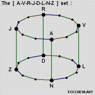 R E A D Y Polar Loop 2 Pink quasi octo symmetric sets within the 24 qsm