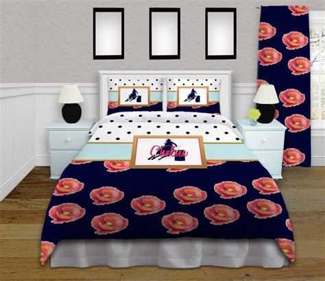 Equestrian Bedding Sets Bedding Sets Barrel Racing Bedding 418 Eloquent Equestrian
