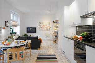 Small Appartments by Well Planned Small Apartment With An Inviting Interior