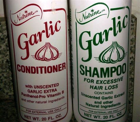 Garlic And Hair Shedding by Home Remedy Halt Hair Loss With Garlic