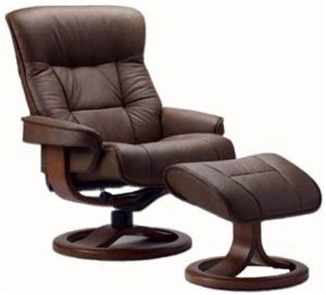 swedish leather recliners fjords 775 bergen ergonomic leather recliner chair