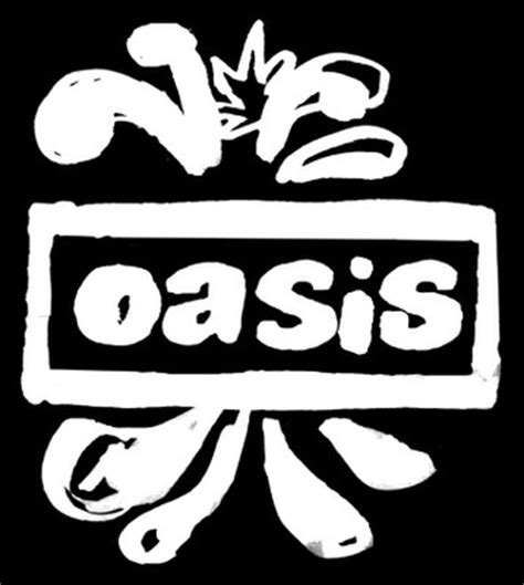 T Shirtkaosraglan Oasis Logo 1 Limited Edition Oasis Prints New Classic Logo T Shirts
