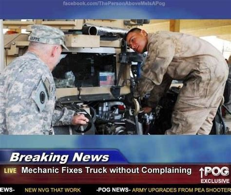 Mechanic Memes - army mechanic memes pictures to pin on pinterest pinsdaddy