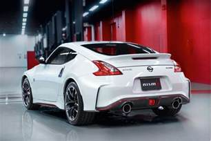 new nissan cars 2015 2015 nissan 370z nismo new look new equipment available
