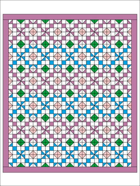 Southwest Quilt Patterns by Quilting Bed Quilts Southwest Reunion Free Quilt Pattern