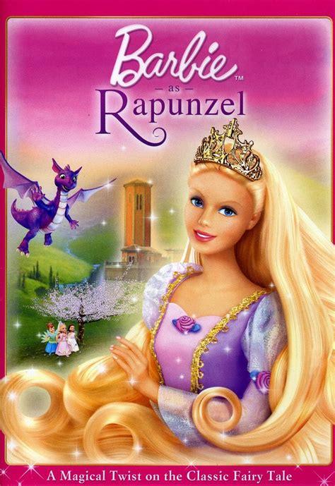 film disney barbie barbie rapunzel cover google search barbie movies