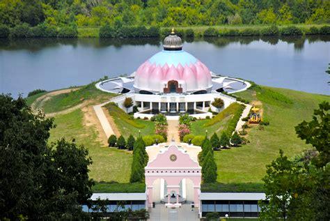 Lotus Temple Virginia Albemarle Somewhere Near Here