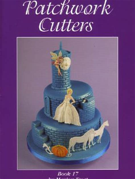 Patchwork Cutters Fondant - patchwork cutters books icing sugarcraft cake
