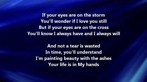 printable lyrics to just be held by casting crowns casting crowns just be held lyrics youtube