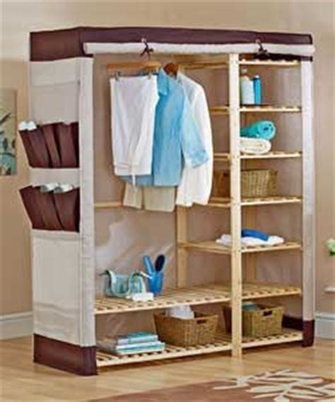 Brown Canvas Wardrobe by Canvas Wardrobe Mink And Brown Review Compare Prices Buy