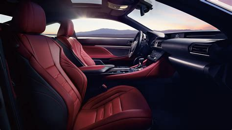 lexus sport car interior lexus f sport car range lexus uk