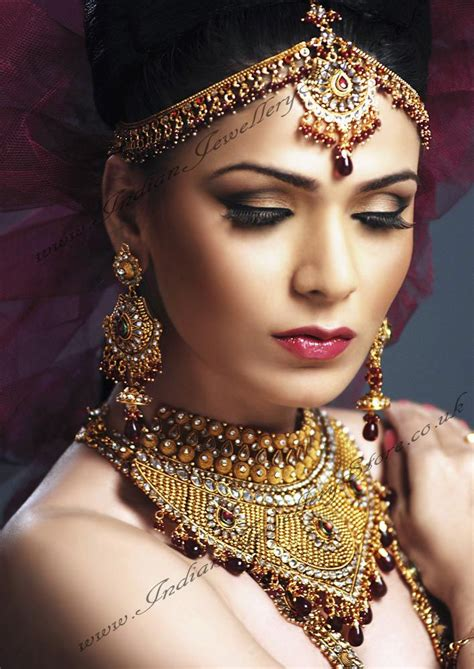 Indian Wedding Jewellery by Bridal Set Indian Dresses Jewelry Accessories