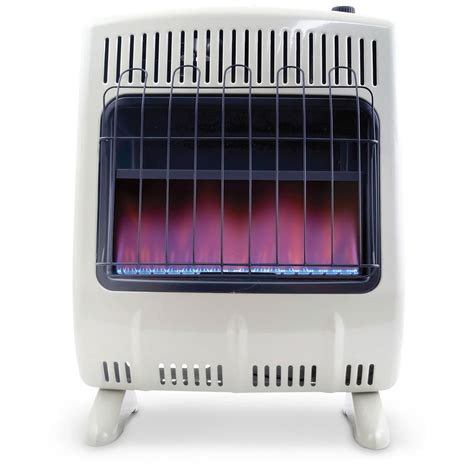 mr heater vent free blue gas heater 20 000