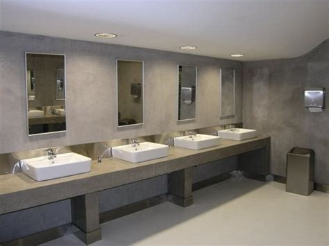 tips for commercial bathroom design