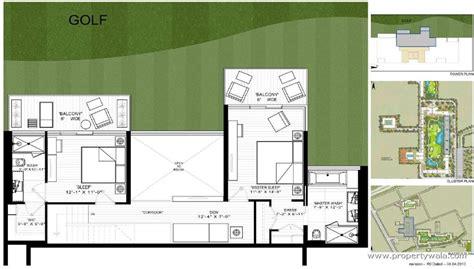 den floor plan m3m golf estate sector 65 gurgaon apartment flat
