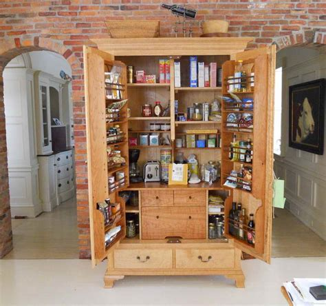 diy kitchen pantry cabinet image gallery diy pantry