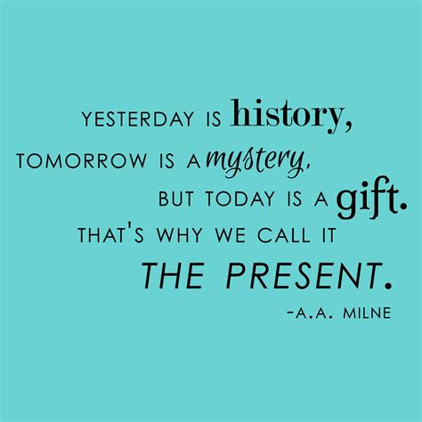today quotes a a milne quote just a small town